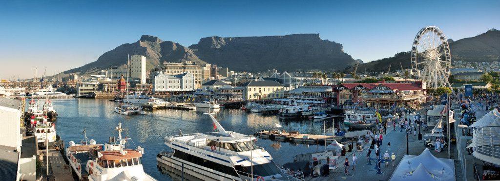 melhores atrações gratuitas de Cape Town - Waterfront