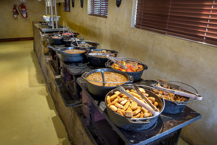 aquila-restaurant013-safari perto da cidade do cabo